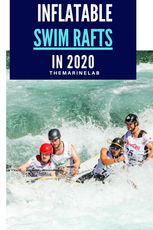 Best Inflatable Swim Raft in 2020. Review and Buying Guide