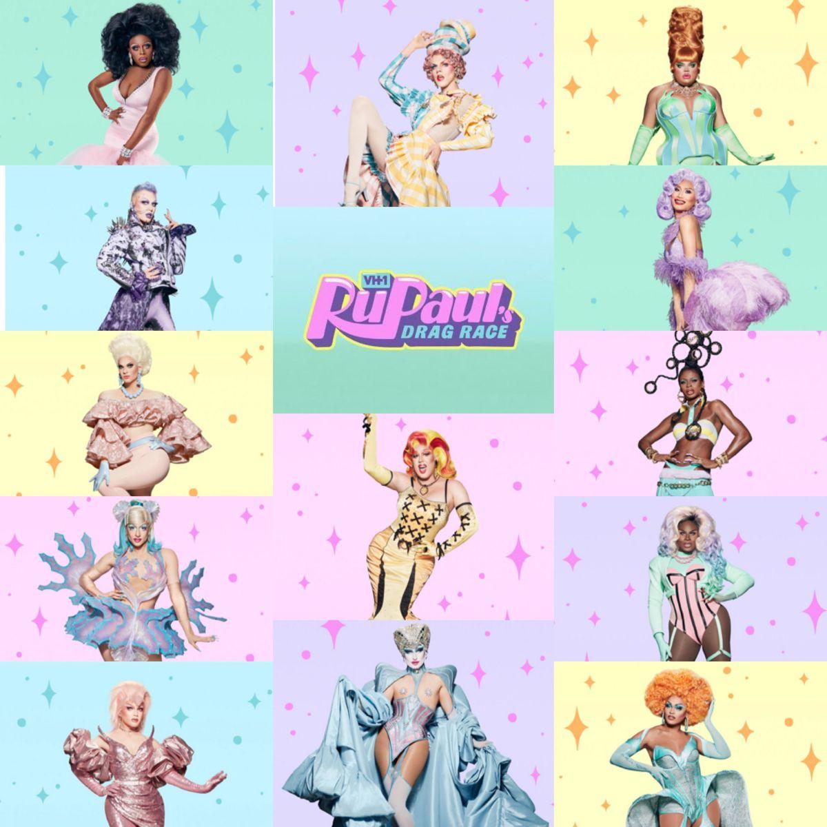 Concursantes de RuPauls Drag Race 13