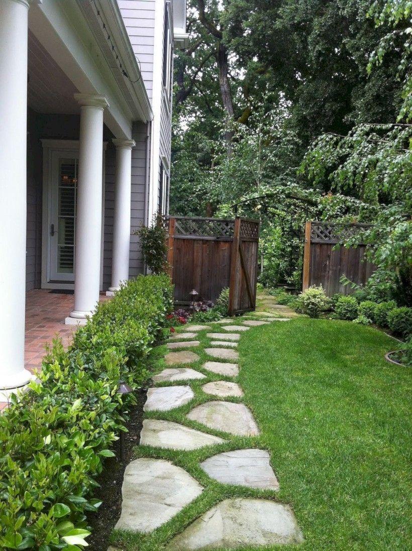 47 Best Garden Walkway to Envy Your