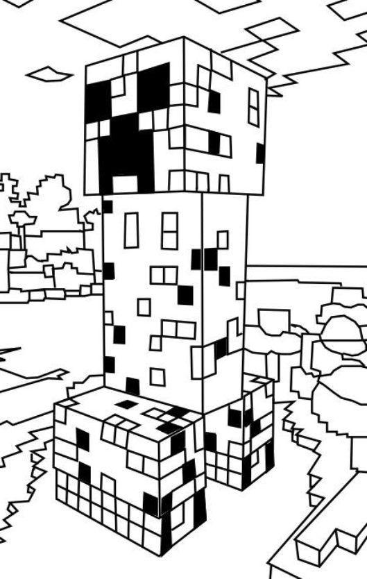 Creeper Malvorlagen Zum Ausdrucken E1550718113274 Ausmalen Minecraft Bilder Malvorlagen Tiere