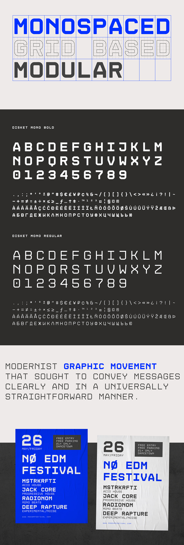 19 Fresh Free Fonts for Graphic Designers Commercial