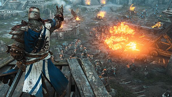 Most Anticipated Games 2017 For Honor