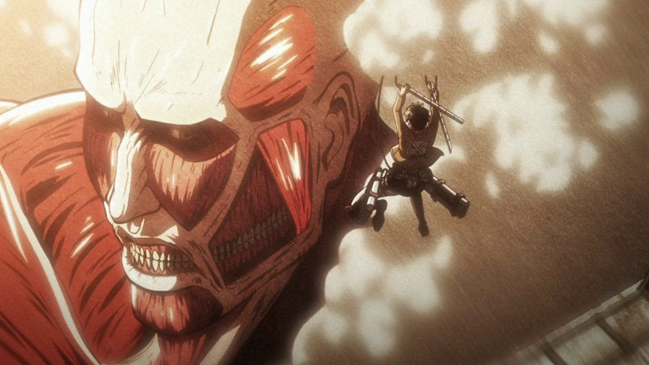 Pin by jose luis on Anime&art in 2020 Attack on titan