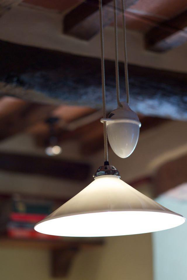Cobb Rise And Fall Pendant By Original Btc Lighting