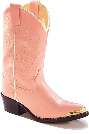 Old West Kids Cowboy Boots In Pink Kids Cowboy Boots Cowboy Boots Girls Cowgirl Boots