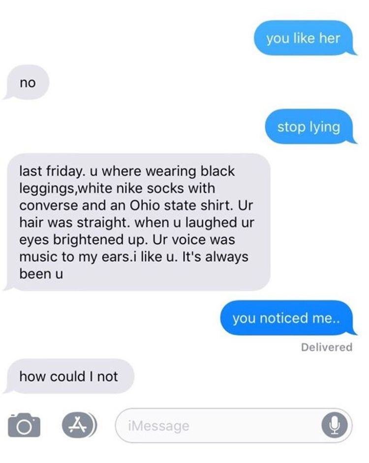 40 Cute And Sweet Relationship Goal Texts That Will Make You Smile – Page 28 of 40