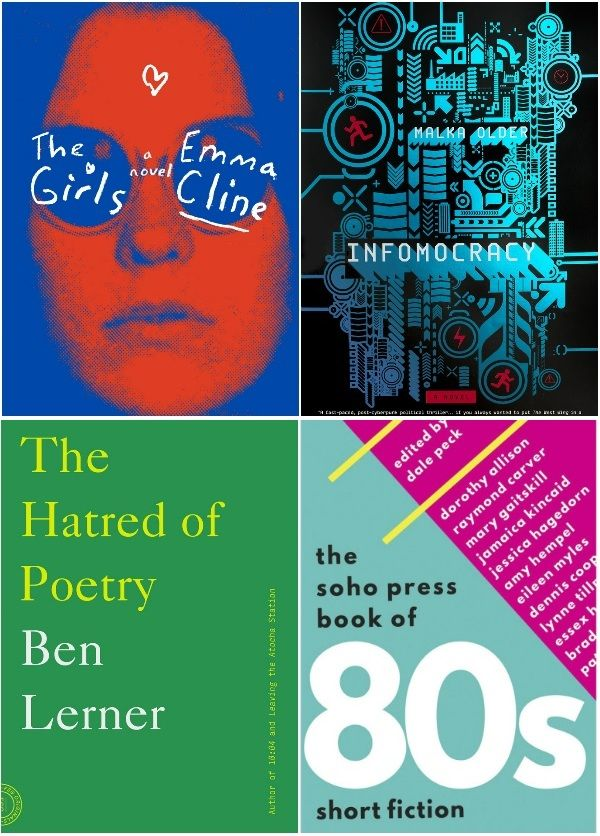Must-Read Books for June 2016. See the full list here: http://flvr.pl/28681GP