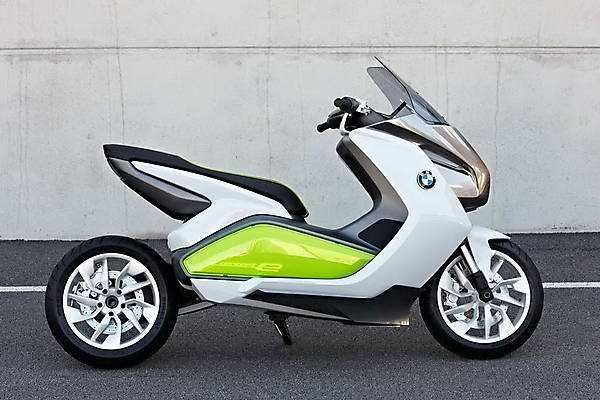 2018 2019 Bmw C Evolution Electric Scooter From 2018 2019 Bmw