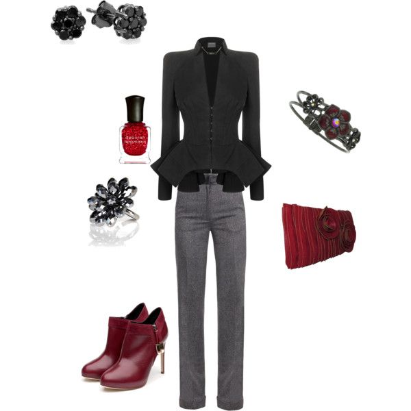 Almost Rosey, created by erica-macy-lesperance.polyvore.com
