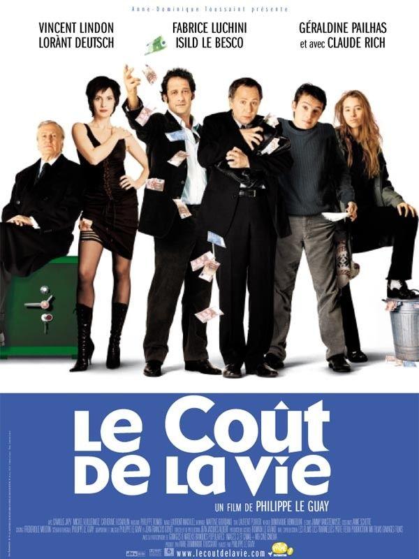 Le Cout De La Vie Film Francais Film Affiche Cinema