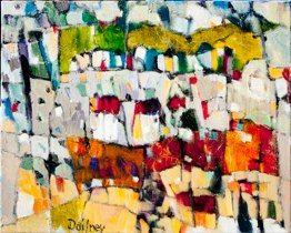 Neighbors by Toni Doily
