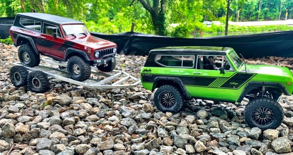Redcat Gen8 Scout Ii 1 10 Electric Rc Scale Crawler International Scout Ii Radio Control Cars Trucks International Scout