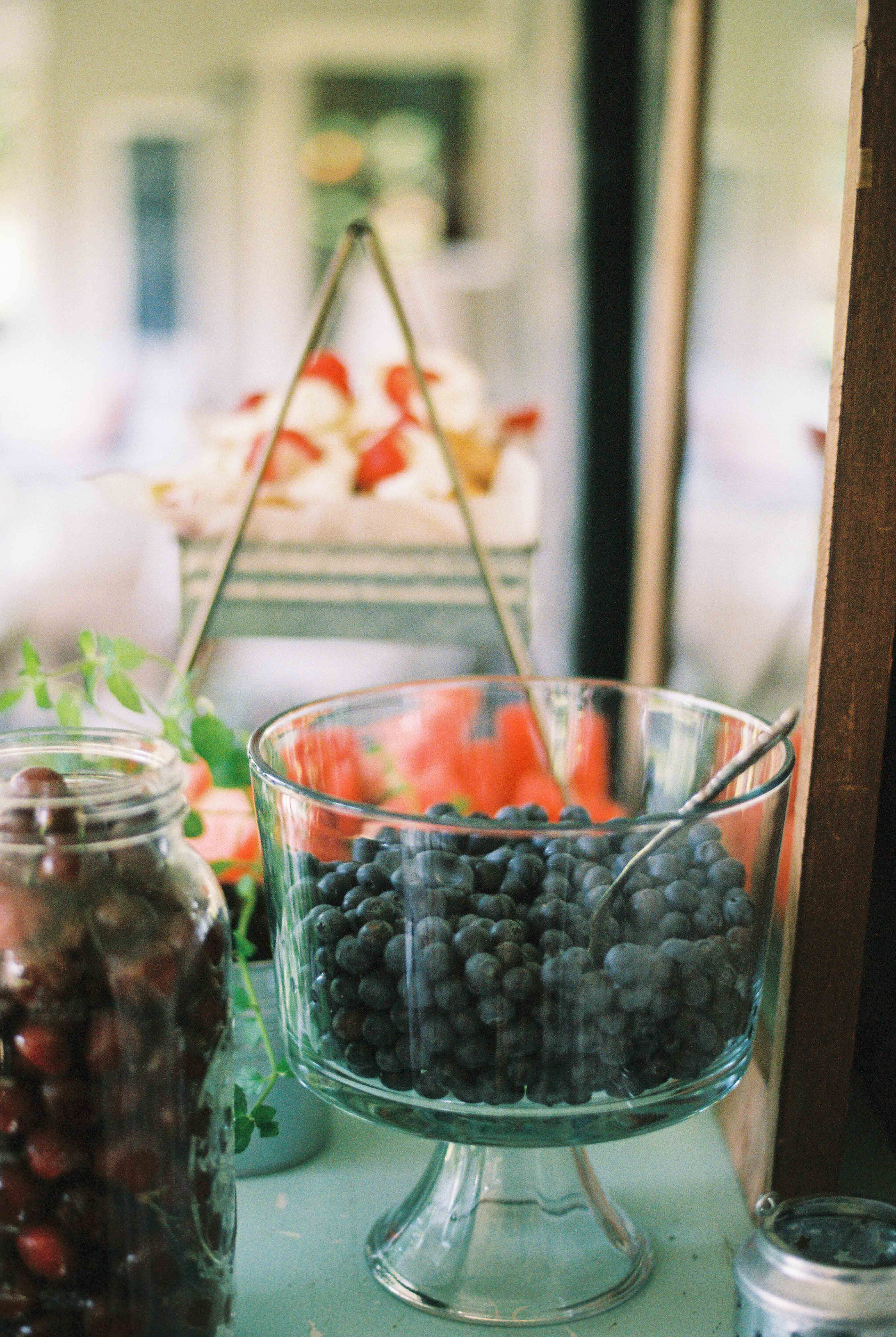 Vintage Americana Front Porch Party | Front porches, Porch and ...