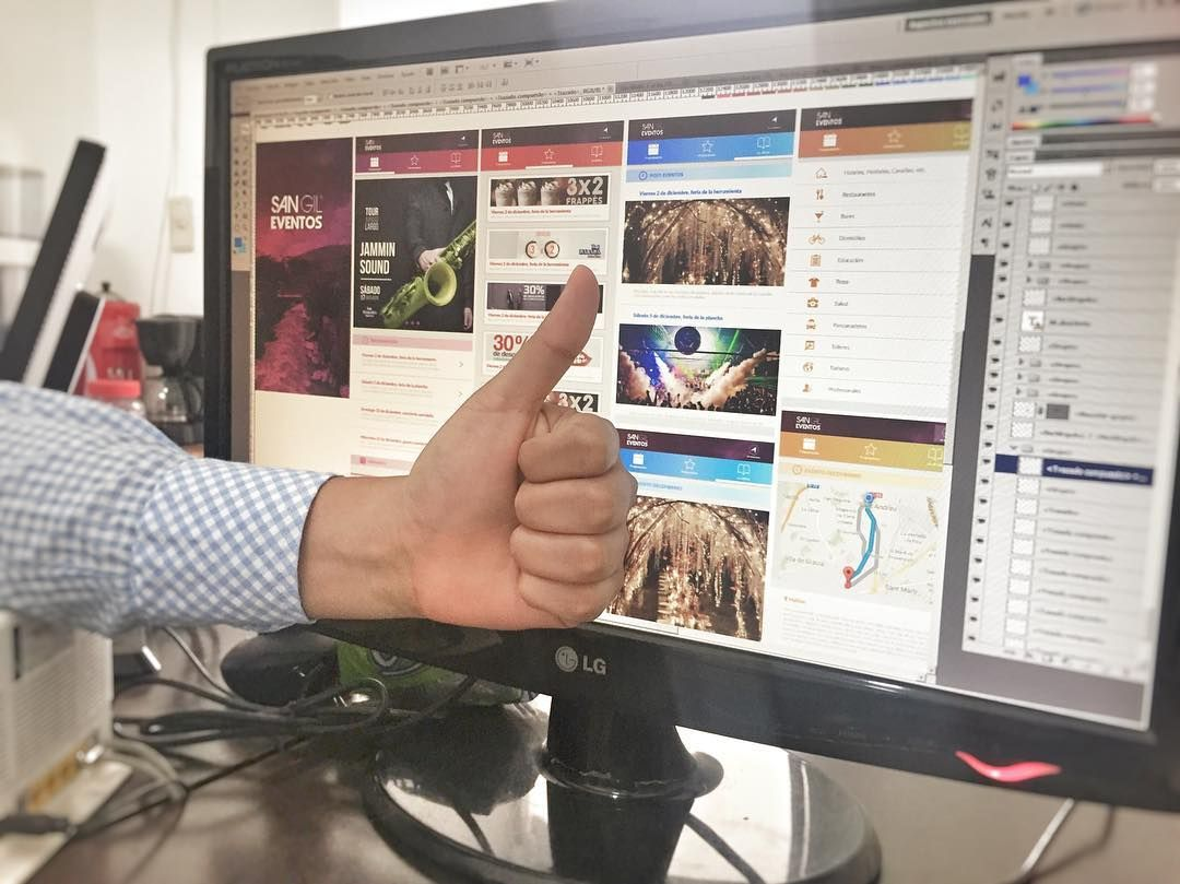 Like if you like  @paulamantilla222 @yolher  #diseñografico #identidadcorporativa #responsivedesign #photoprojectweb #fotoproyectoweb #halltec #webdeveloper #html5 #css3 #php #javascript #js #cms #teletrabajo #medellin #colombia #yoteletrabajo #ionic #nodejs #cordova #bogota #orlando #usa #instadaly #followforfollow #sangil #code #google #meeting #worldcode
