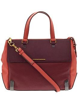 MARC BY MARC JACOBS Shelter Island Satchel