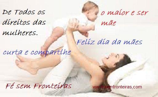 mensagem para o dia das mães www.fesemfronteiras.com