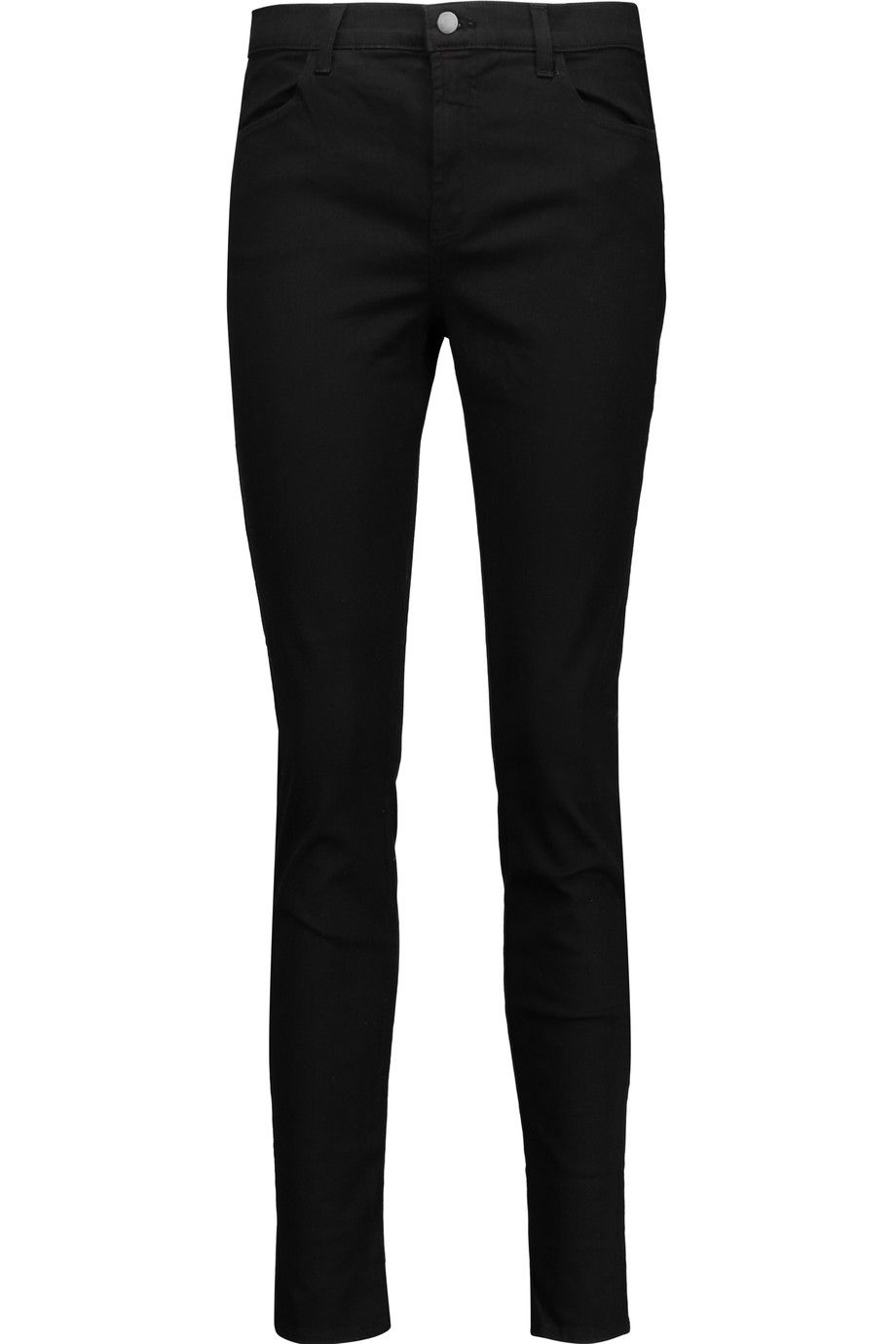 J BRAND Maria High-Rise Skinny Jeans. #jbrand #cloth #jeans