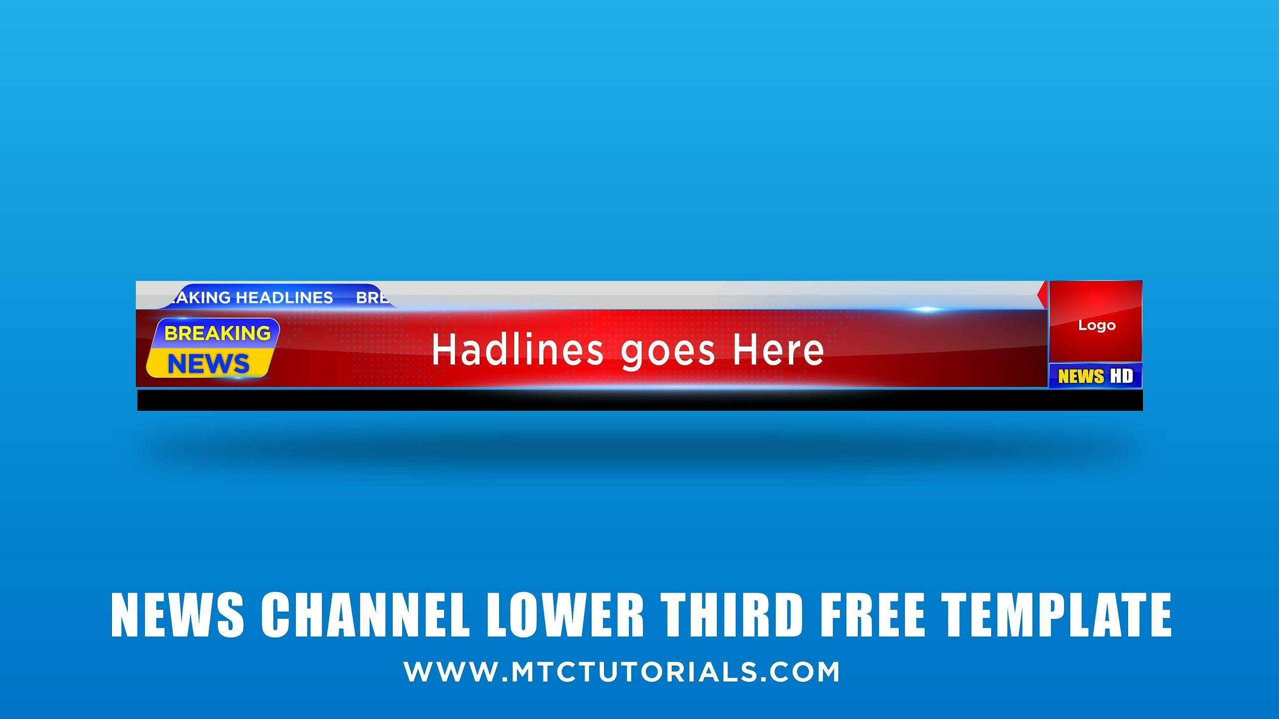 Modern 4k Lower Thirds Lower Thirds Title Design Minimalist Logo Design