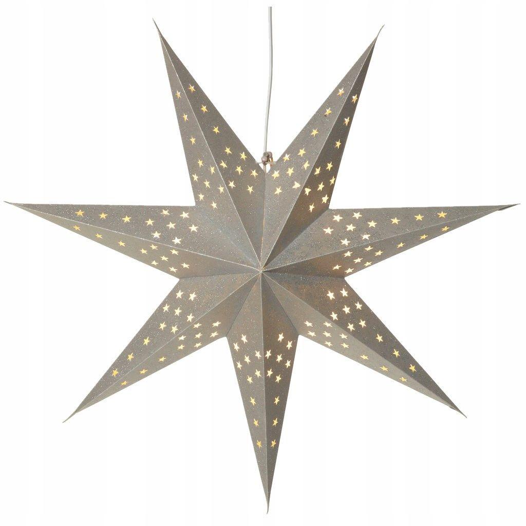 Gwiazda Adwentowa Lampka Klosz Lampa Sr 60cm E14 7703107864 Oficjalne Archiwum Allegro Christmas Ornaments Holiday Decor Novelty Christmas