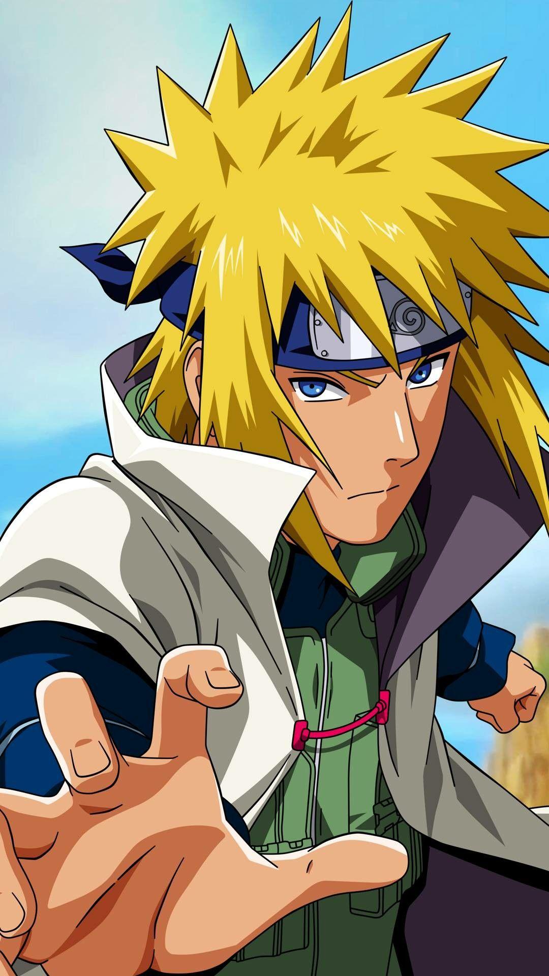 4th Hokage Minato Namikaze (With images) Naruto