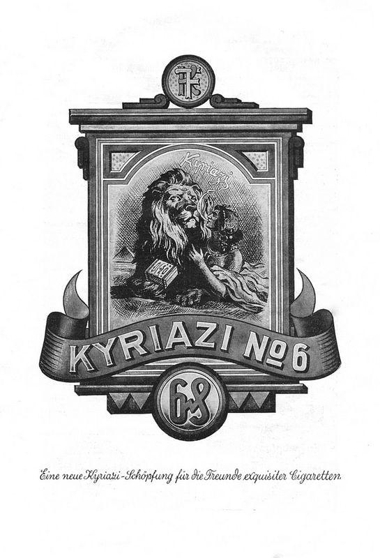 Kyriazi, 1928