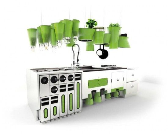 The idea is that the flow of cooking becomes fundamentally ...