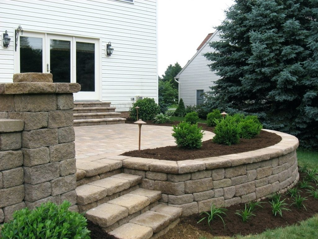 Patio Ideas: Build Raised Concrete Patio Paver Patios With ... on Raised Concrete Patio Ideas id=79034