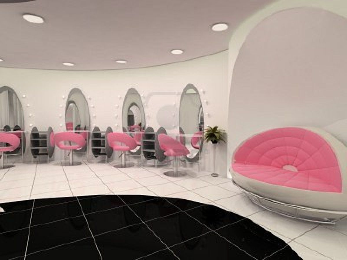 decorating ideas for beauty salons - Beauty Salon Design Ideas