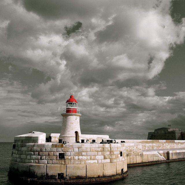 Lighthouse, Malta