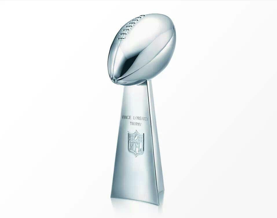 Tiffany Company Vince Lombardi Trophy Since 1967 Super Bowl Trophy Lombardi Trophy Super Bowl