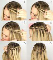 170 Einfache Frisuren Schritt für Schritt Mit DIYFrisuren können Sie sich von der Masse abheben
