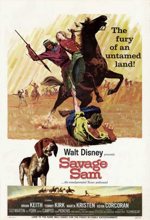 Watch Savage Sam Full-Movie Streaming