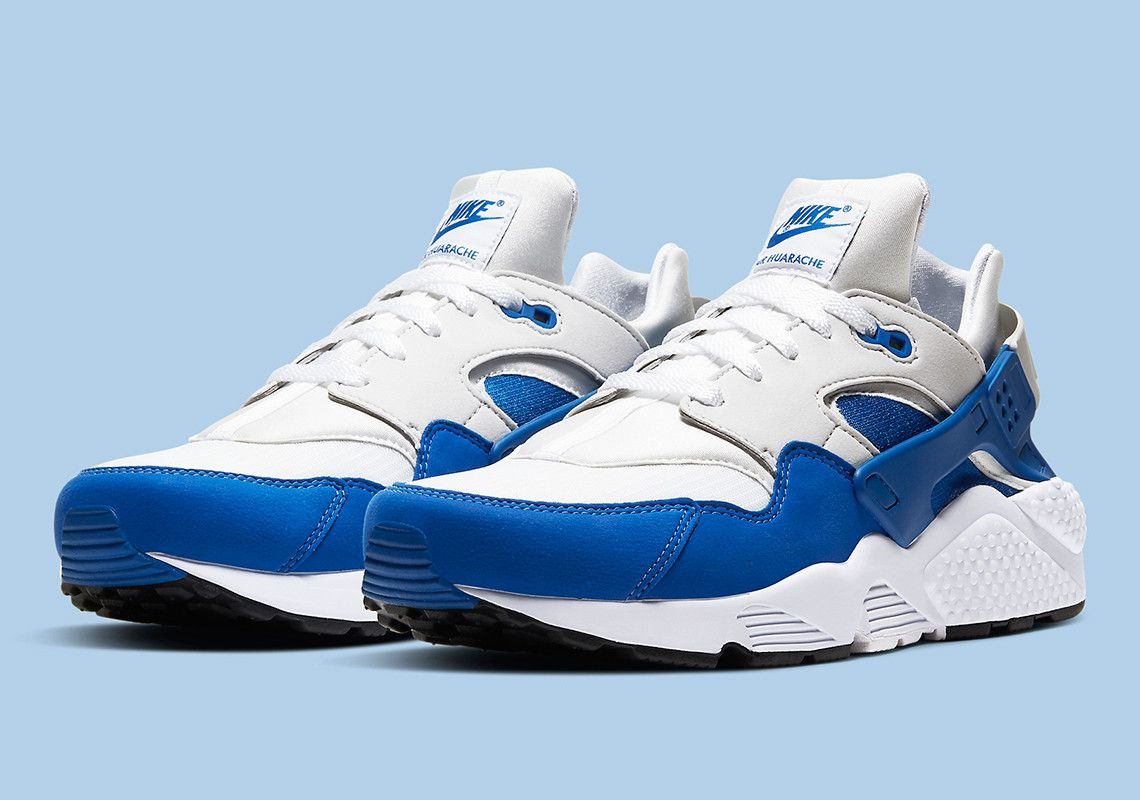 Nike Continues The Air Max 1 Huarache Dna Series With Two More Og Colorways In 2020 Nike Air Max Nike Nike Air