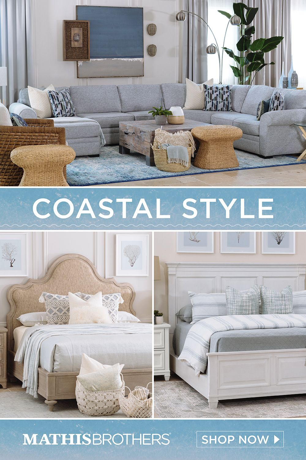 Bring Coastal Vibe To Your Home In 2020 Living Room And Dining