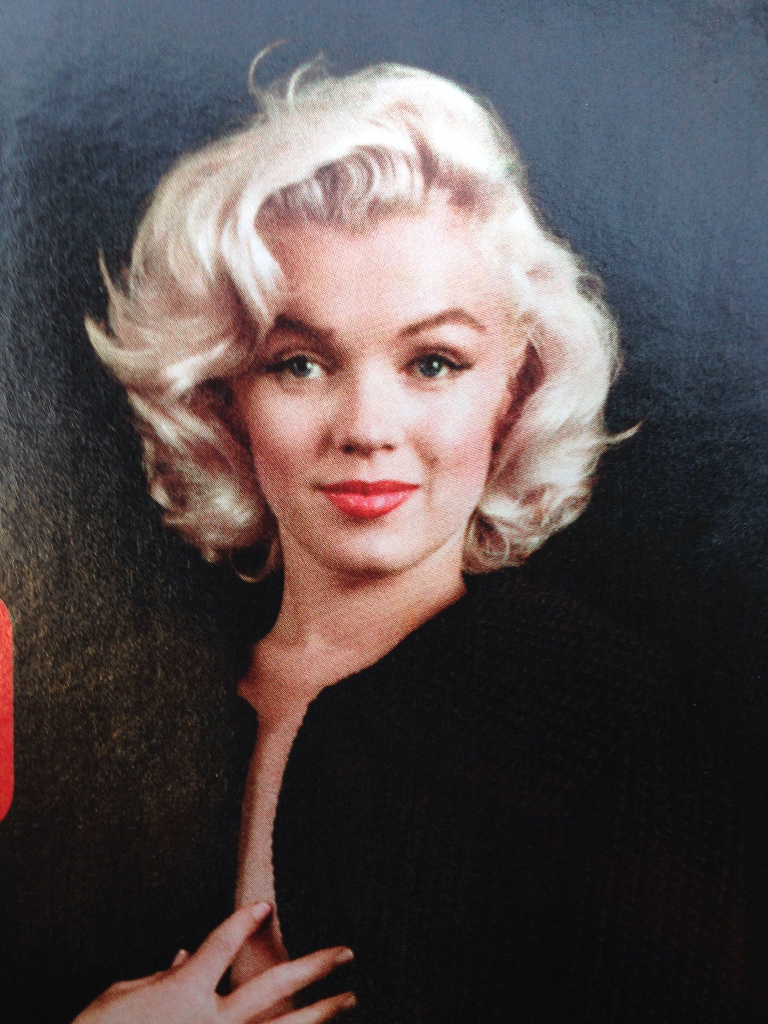 """marilyn monroe 
