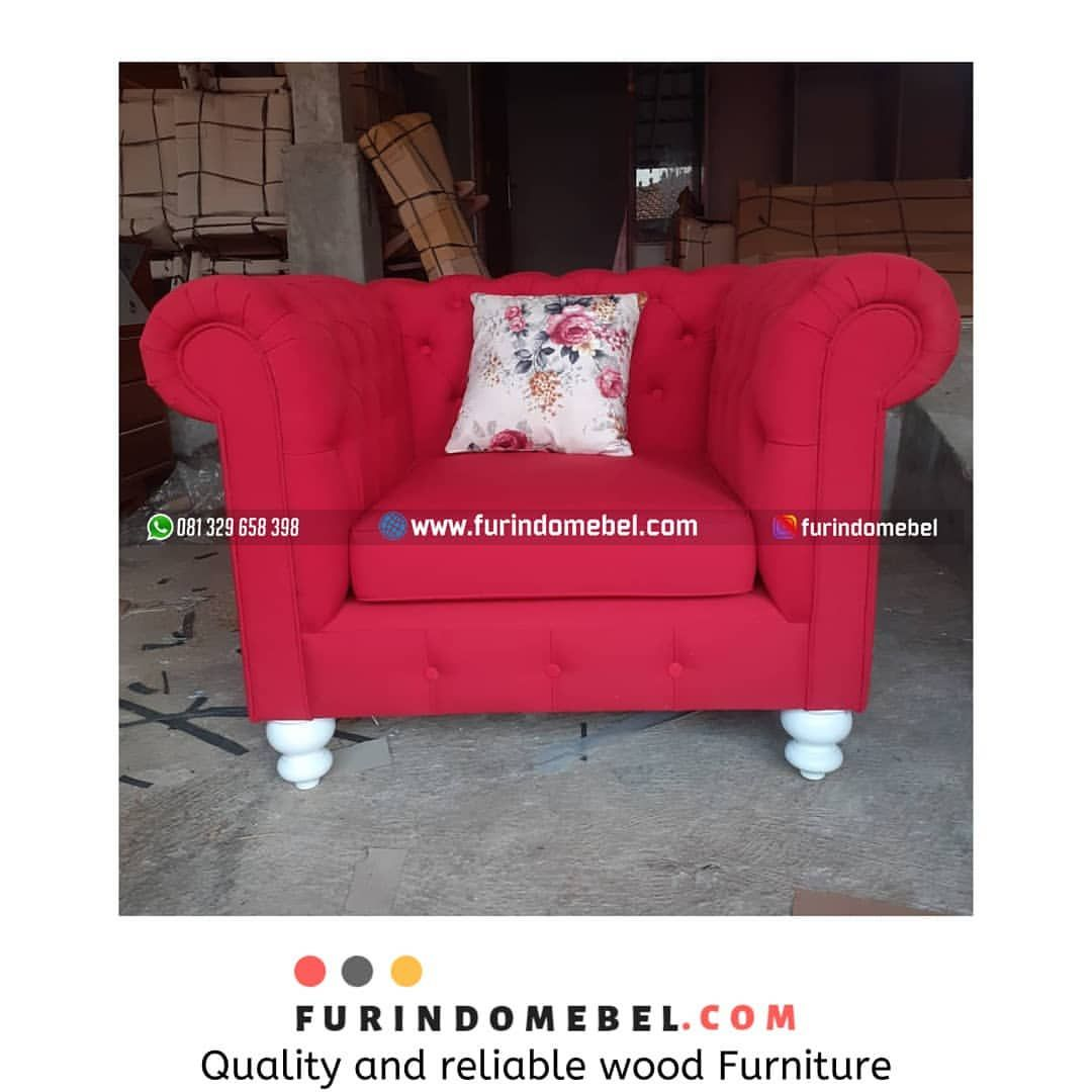 Kursi Sofa 1 Dudukan Info Pemesanan Phone Whatsapp 081 329 658 398 Id Line Furindomebel Wood Furniture Decor Furniture