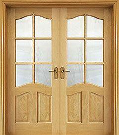 Surrey pre glazed oak 40mm shown as double doors internal surrey pre glazed oak 40mm shown as double doors internal doors planetlyrics Images