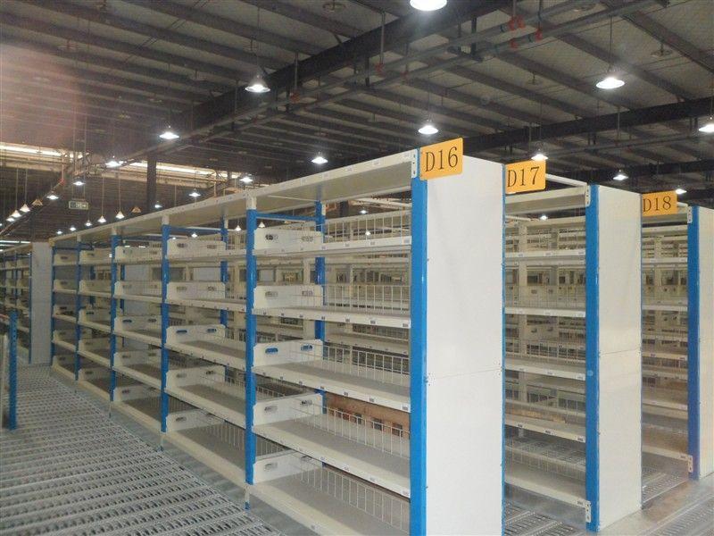 Hardware Auto Spare Parts Storage Racks