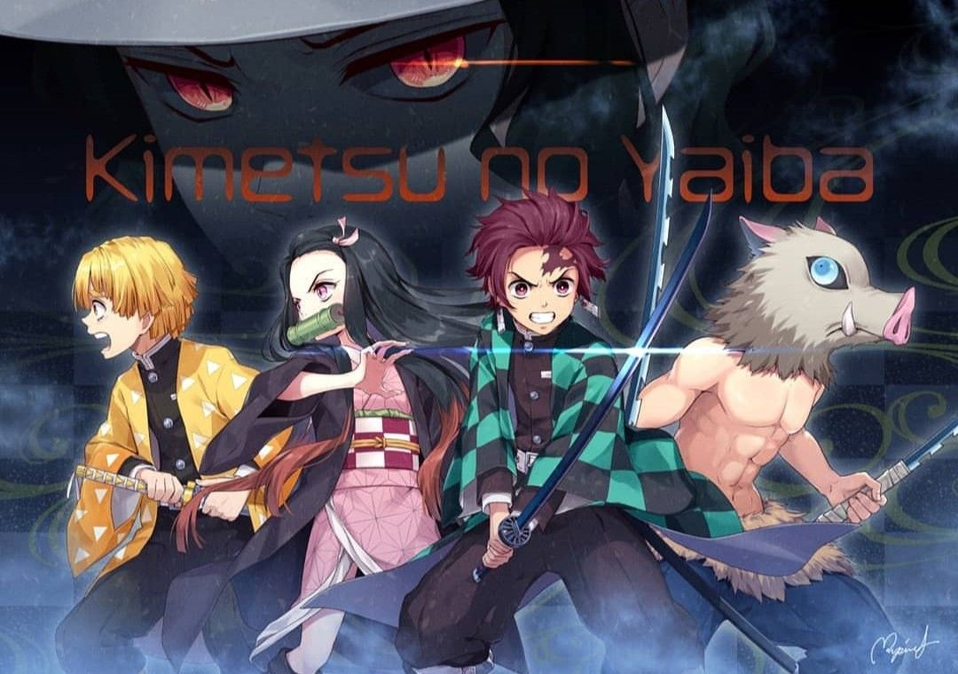 Ghim của Salma trên Kimetsu no Yaiba Anime, Quỷ