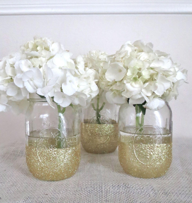 Boda o evento en puerta? No olvides decoración con Mason Jars!! INFO ...