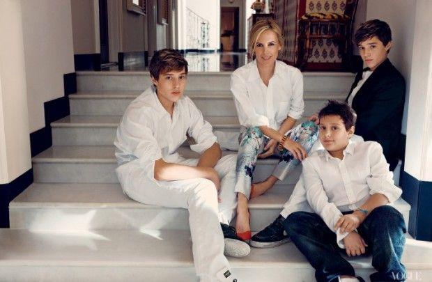 Quando a calça é que faz a produção! Fotos: Reprodução/Style.com/GaranceDoré