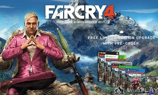 Far Cry 4 ün Playstation 3 Sürümlerindeki Hatalar Ne Olacak Durmaplay Playstation League Of Legends Teknoloji