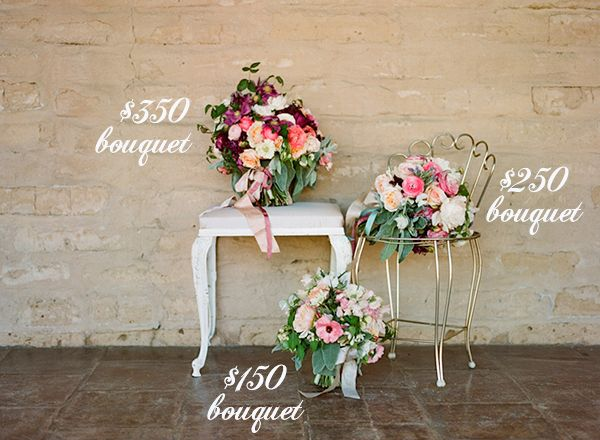 Average Cost Of A Wedding Bouquet :: Budget Breakdown