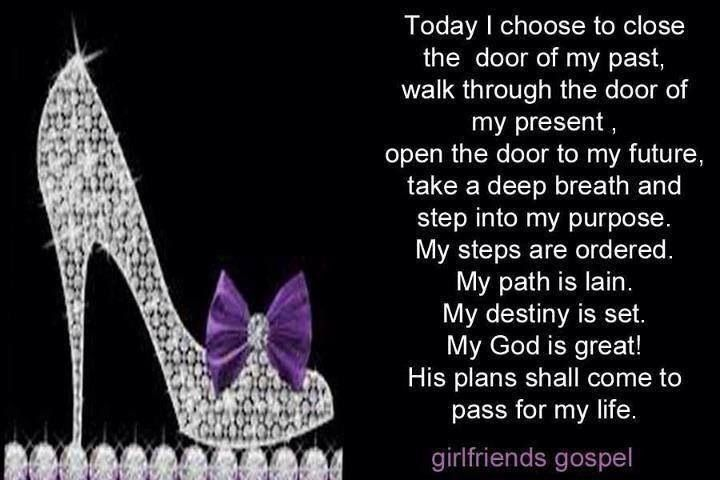 My Walk Through Life as God Orders my Steps