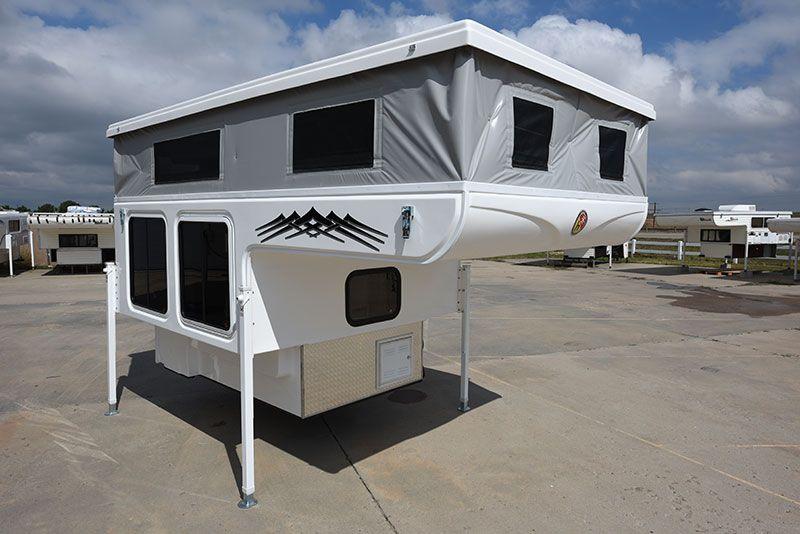 Hallmark Milner Review Slide In Camper Pickup Camper Truck Camper Magazine