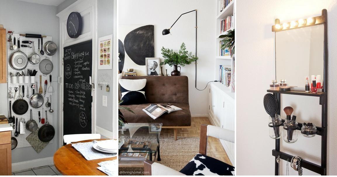50 ideas para decorar un piso pequeño | Decoración | RED facilisimo ...