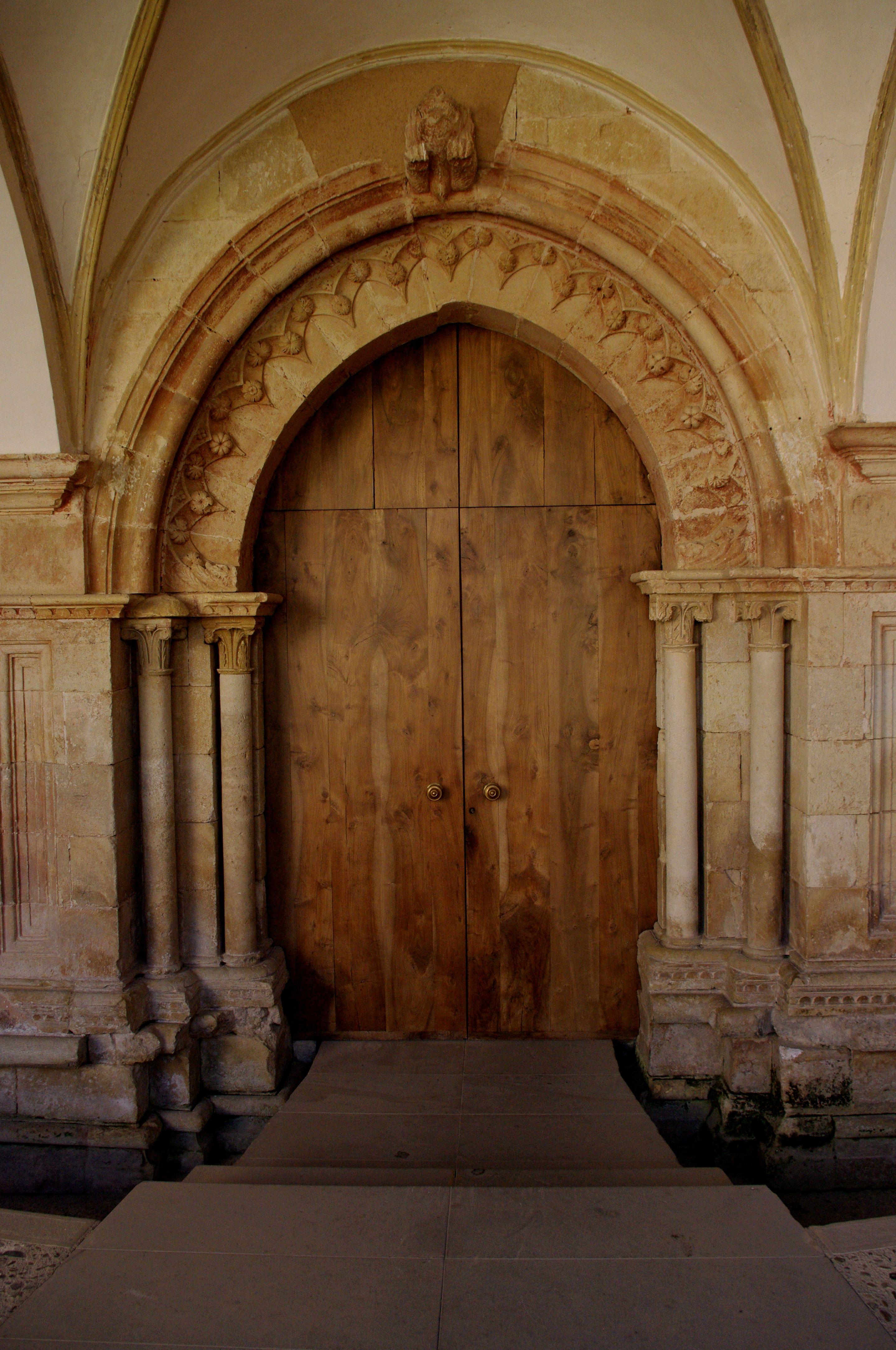 Palencia Románico Monasterio De San Andres De Arroyo Monasterios San Andrés Arroyo