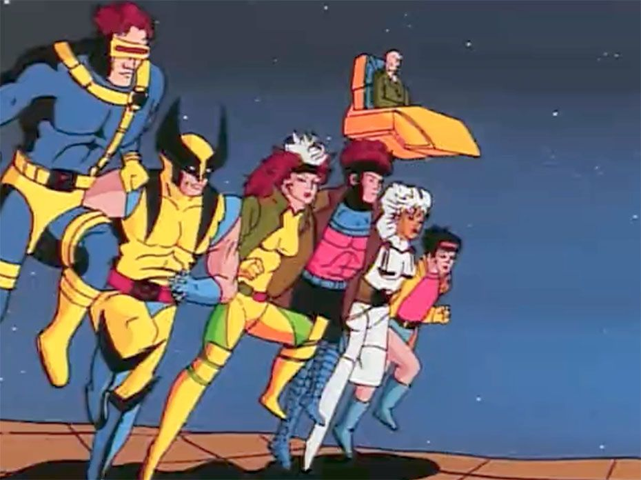 This X Men Cartoon Is Better Than The Movies Here S Where To Watch X Men Animation Series Cartoon
