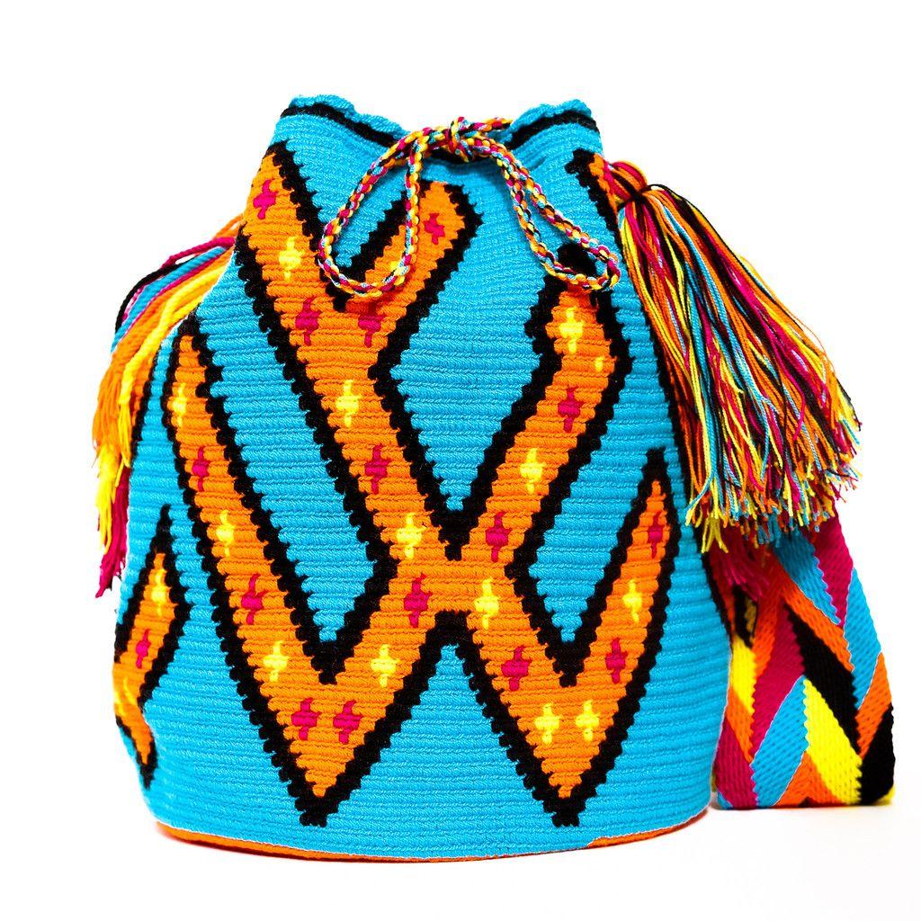 DREAM BAG! Bolso Wayuu Mochila | WAYUU TRIBE – WAYUU BAGS | Free Shipping - USA | Global