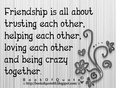Being Crazy Together I Love My Friends Friends Quotes Friendship Quotes Funny
